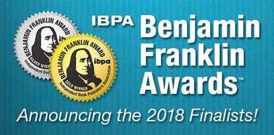 IBPA Benjamin Franklin Awards 2018 finalists