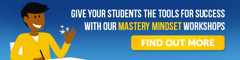 Mastery Mindset Student Workshop