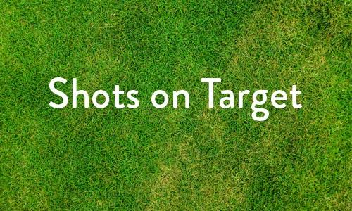 shots on target