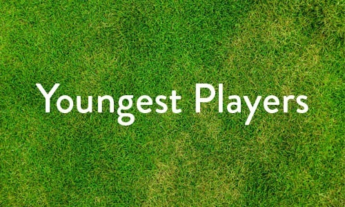 Youngest Players