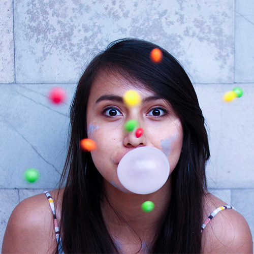 Does chewing gum really improve concentration and learning?