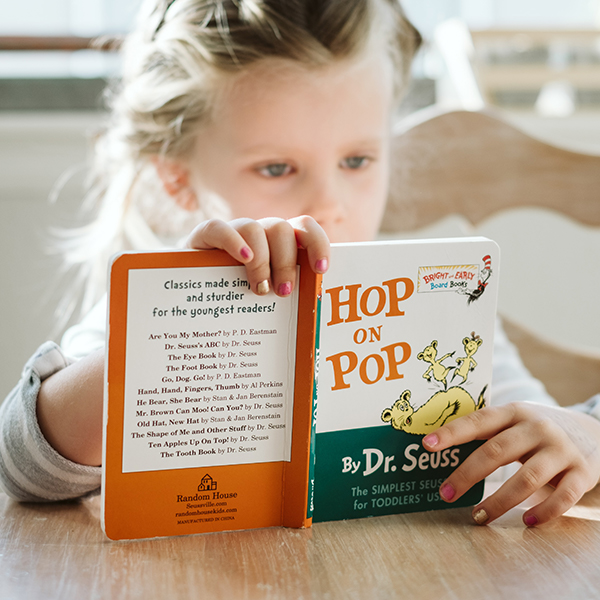 How (and why) to get your child to read more