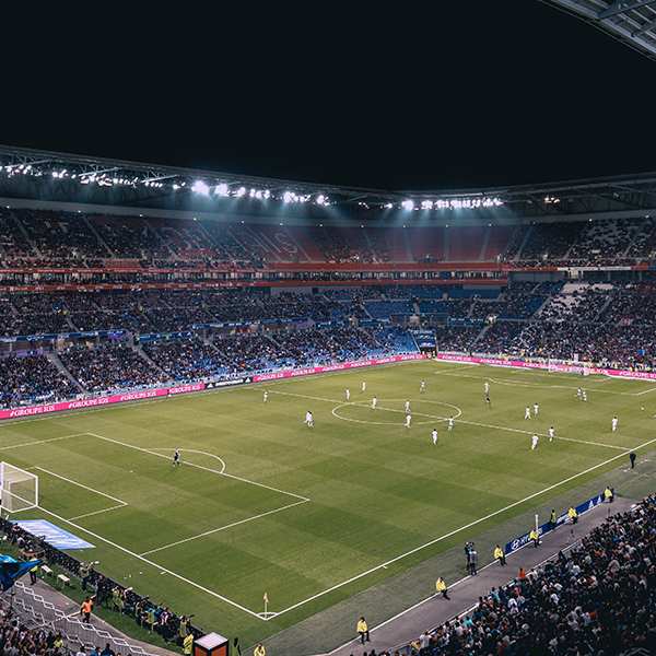 The impact of the crowd's noise on referee decisions