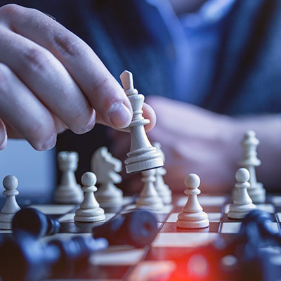 What we can Learn From Chess Grandmasters