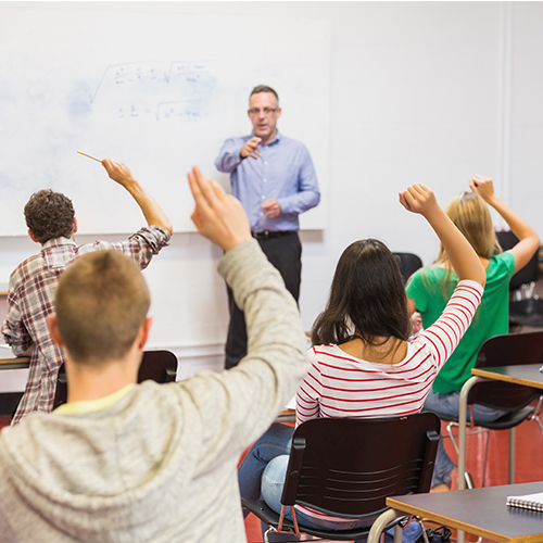 Psychological safety in the classroom