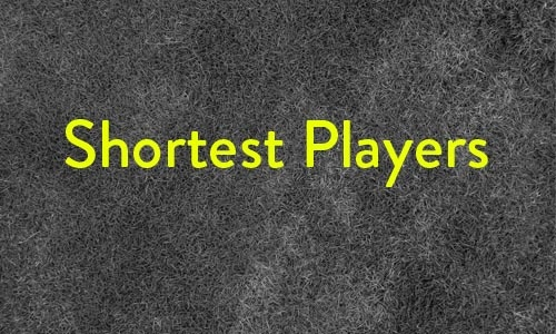 Shortest players