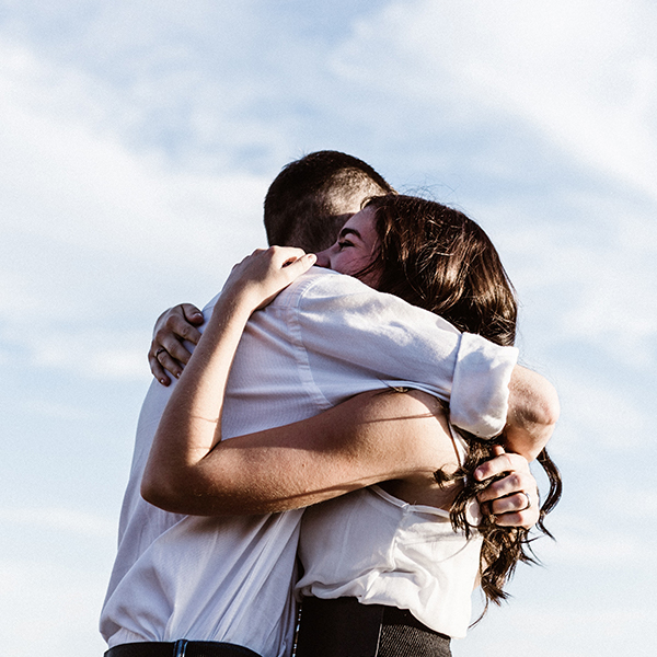 The power of hugging (and the research behind it)
