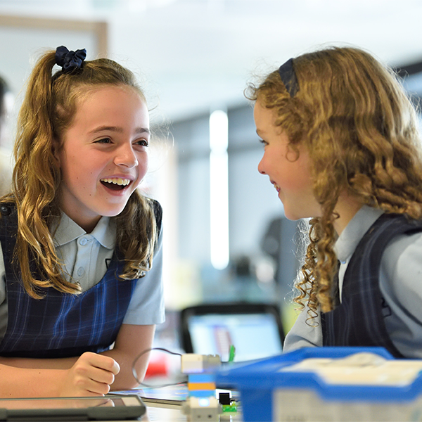 Surviving the transition between primary and secondary school